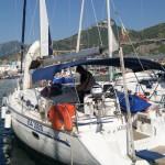 """Con """"Persano nel Cuore"""" a lezione di vela nel Golfo di Salerno"""