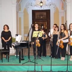 Musica e poesia nel Palazzo reale di Persano il 3 dicembre 2015